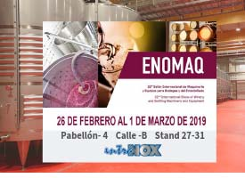 Enomaq 2019. Intranox